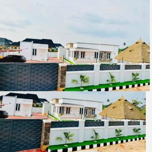 Comedian MC Edo Pikin Shows Off His New House, Dedicates It To His Son (Photos) 2