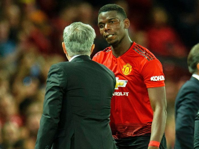 Jose Mourinho Responds To Paul Pogba's Criticism Of Him (See His Reply) 1