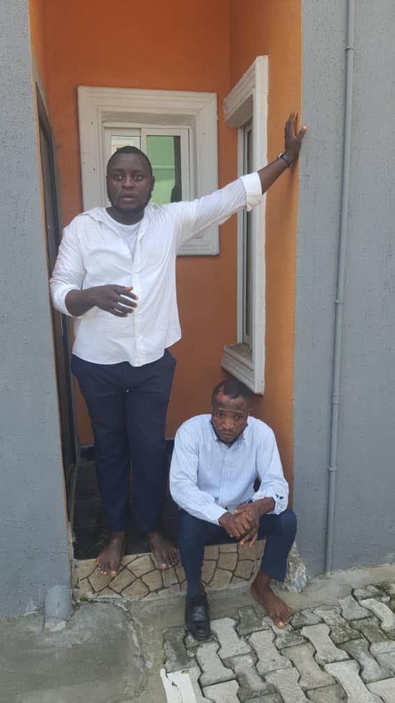 Fake EFCC Officials Caught In Lagos (Photos) 3