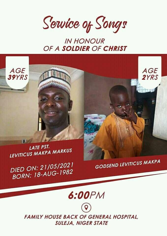 Bandits Kill Pastor And His 2-Year-Old Son In Niger State (Photos) 1