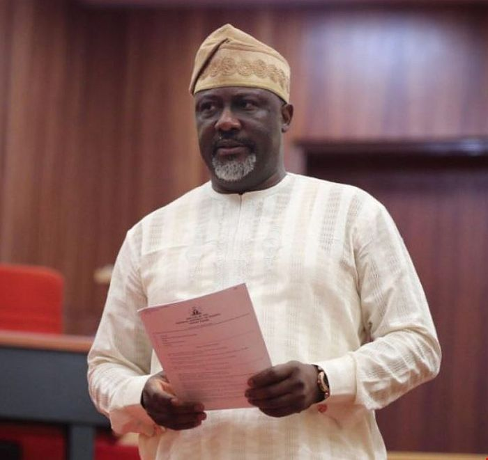 """NNPC Is Broke, States Won't Pay Workers Salaries For May, June, July"""" – Dino Melaye Raises Alarm"""