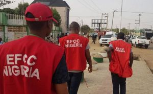 Fake EFCC Officials Caught In Lagos (Photos)