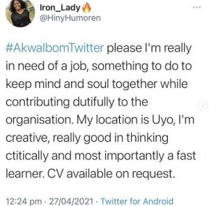 SO SAD!! Read Full Details Of How This Girl Lost Her Life In The Process Of Seeking For Job (Evidence Attached) 2