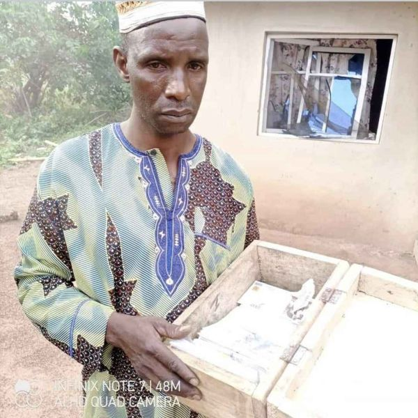 Notorious Fulani Kidnapper Arrested In Kwara, Foreign Currencies And Valuables Recovered (See Photos)