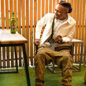 CONGRATS!! Talented Rapper, Kabex Becomes Trophy Lager Beer Brand Ambassador