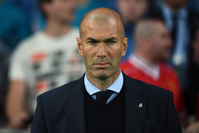 Zinedine Zidane To Leave Real Madrid With Immediate Effect