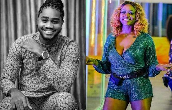 """#BBNaijaReunion: """"He Didn't Last 5 Seconds"""" – Ka3na Confirms Having S*x With Praise (See Video)"""