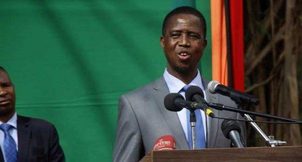 Zambian President Slumps At Public Event