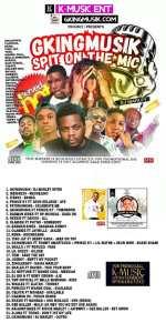 Download Dj Marley - Gkingmusik Spit on the Mic Mixtape 1