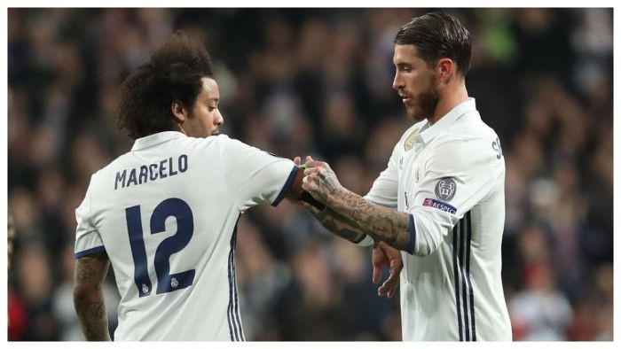 See The New Captain Of Madrid After Sergio Ramos' Departure
