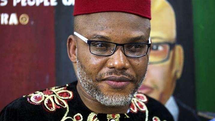 Nnamdi Kanu Thanks Twitter For Deleting President Buhari's 'Hate-filled' Tweet