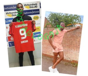 Popular Nigerian Footballer, Shot Dead By UK Police