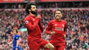 CONGRATS!! Liverpool Star Salah Wins PFA Fans' Player Of The Year Award