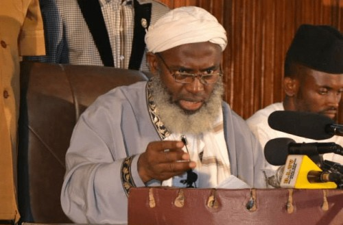 Sponsor Factional Bandits To Stop Abductions- Gumi Tells FG