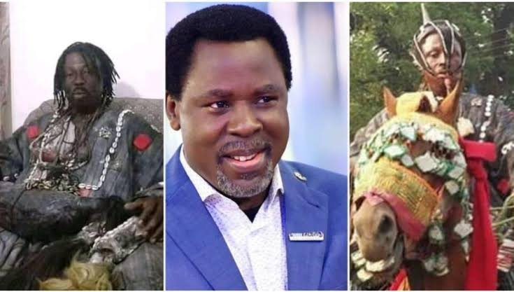 EXPOSED!! The Person That Killed Prophet TB Joshua (See This)