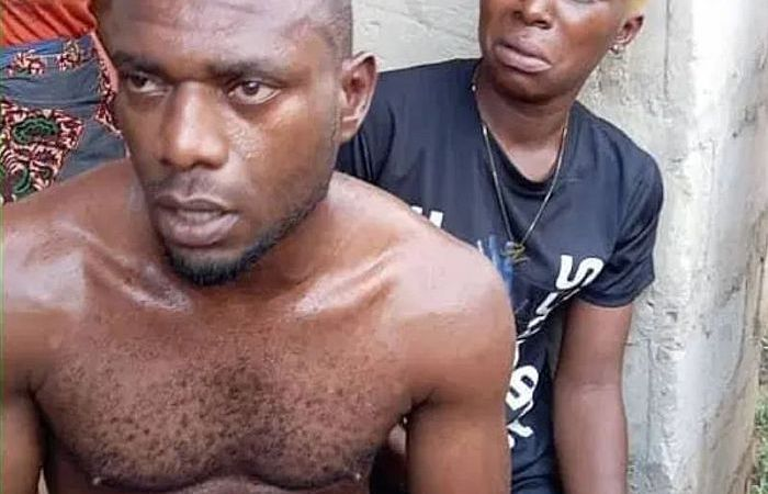 Big Boy & His Slay Queen Arrested For Stealing Goats To Fund Their Expensive Lifestyle (Video)