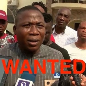 DSS Declares Sunday Igboho Wanted (See Photos Of The Charm And Guns Found In His House)