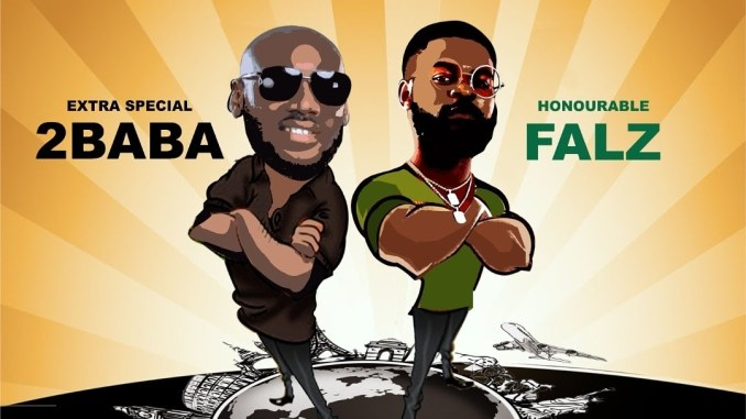 Download 2Baba ft Falz– Rise Up