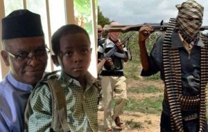 El-Rufai Withdrawal His Seven Year Old Son From Public School (See Why)