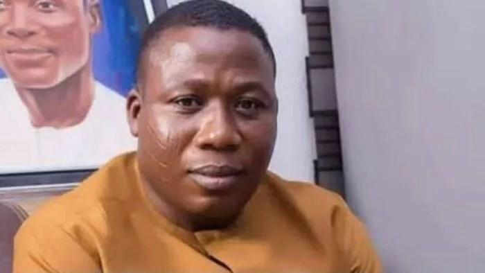 Beninese Court Releases Sunday Igboho's Wife, Orders Igboho To Remain In Custody