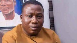 How Interpol Arrested Sunday Igboho & His Wife In Benin Republic
