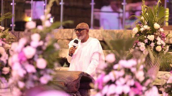 Why TB Joshua Was Not Buried In Ondo –Gov. Akeredolu