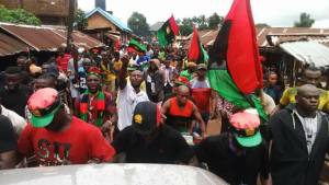 Nnamdi Kanu: Police Can't Stop Our Protest – IPOB