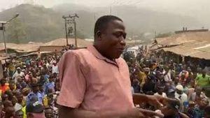 Police Ban Sunday Igboho's Yoruba Nation Rally In Lagos
