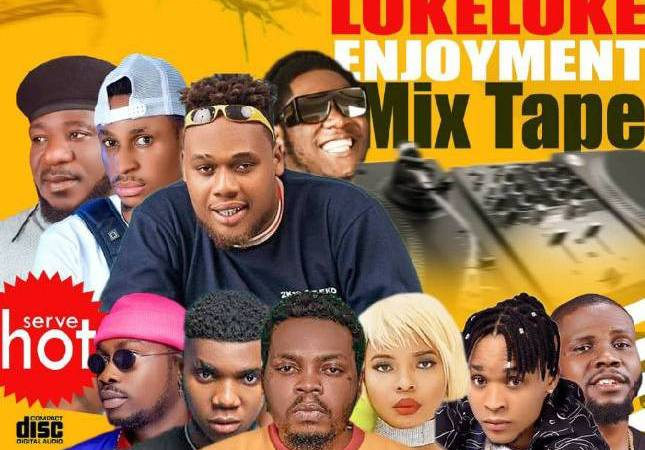 DJ Famous V – Loke Loke Mixtape