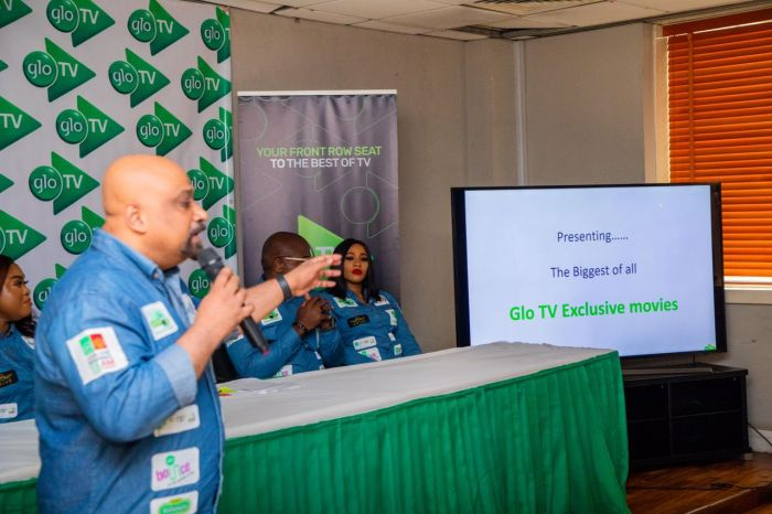 Unlimited Entertainment For Subscribers As Glo TV Takes Off 4