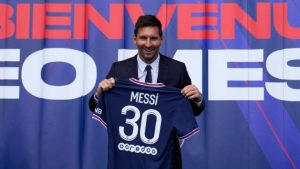 PSG Gains Over 5 Million Instagram Followers After Signing Messi 1