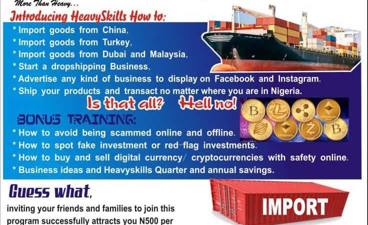 Do you want to learn how to import goods from China, Turkey etc🚛🚛🚛