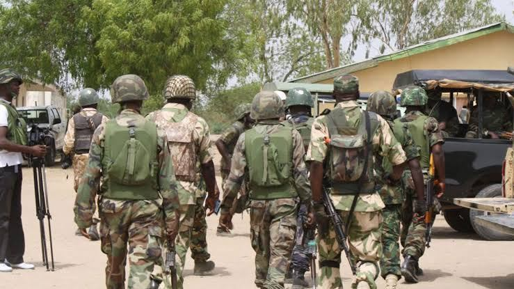 We Won't Allow Foreigners Overrun Nigeria – Military