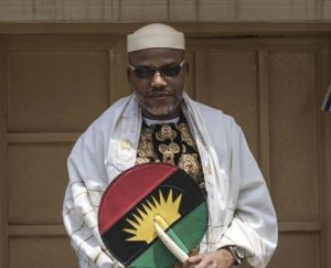 Nnamdi Kanu's Lawyer Sues DSS For Human Rights Violation