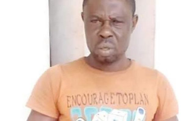 Why I Slept With My Daughter – 45-Year-Old Suspect Makes Shocking Confession