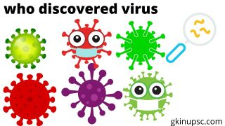 who discovered virus