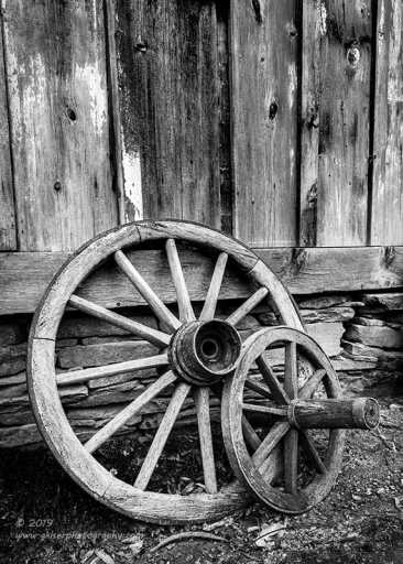 """""""Spoke of the Past"""", Canon 5D Mk3, 24-70mm f/2.8L Mk 2, Singh-Ray Color Combo Polarizer, Converted in Lightroom"""