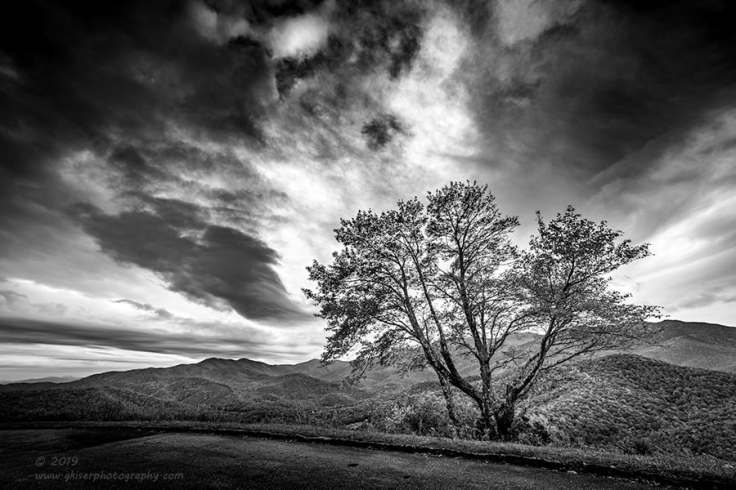 """""""Forsaken"""", Canon 5D Mk3, Rokinon 14mm f/2.8, No filters, Converted to B&W in Lightroom"""