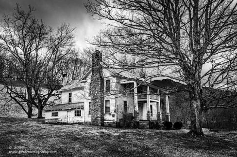 """""""A Family Legacy"""" Canon 5D Mk3, 16-35mm f/2.8L Mk2, Singh-Ray Color Combo Polarizer, Converted to B&W in Lightroom"""