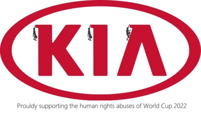 Anti-logo da KIA Motors