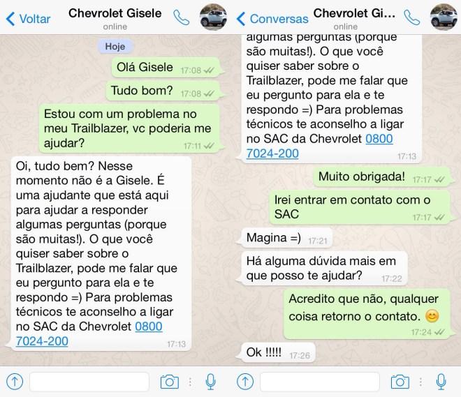 whatsapp-gisele-chevrolet-trailblazer-blog-geek-publicitario