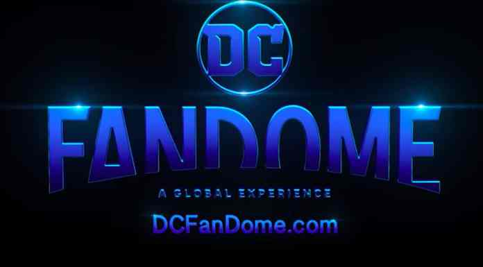 Screenshot do teaser de divulgação da segunda edição do DC FanDome.