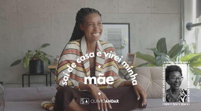 Campanha de Dia das Mães do QuintoAndar.