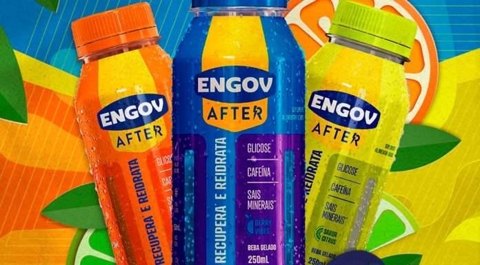 Engov After, que está com uma ação especial com 150 influenciadores.