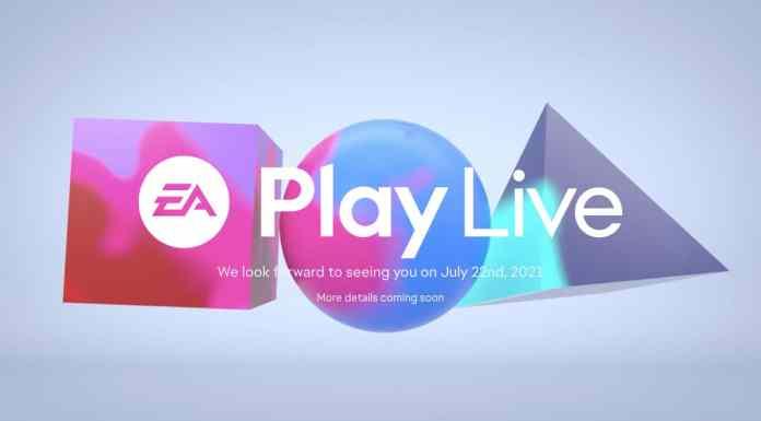 Logo EA Play Live