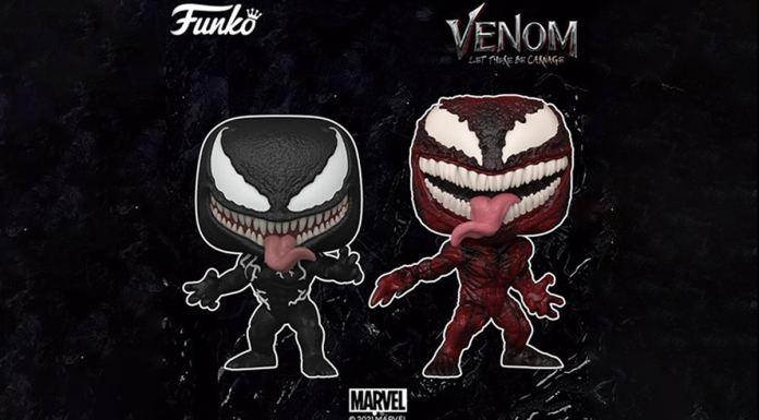 Funko POPs Venom e Carnificina