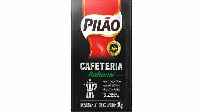 Pilão Cafeteria Italiano.