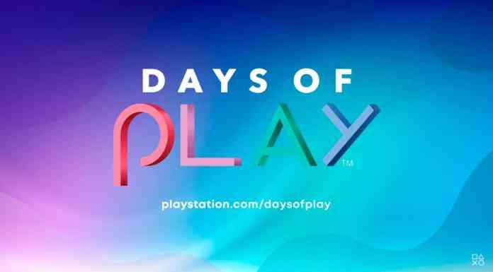 Logo do Days of Play da PlayStation.