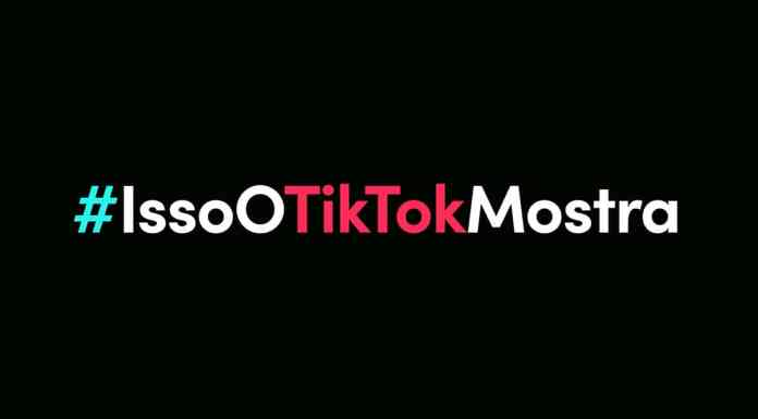 Foto de divulgação da campanha do TikTok com a música de Tim Maia.