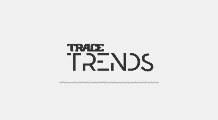 Logo da Trace Trends, que receberá patrocínio da Devassa.